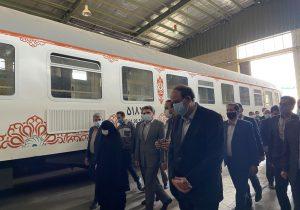 قطارتوسعه کرمان درحال شتاب پایدار