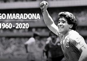 قلب فوتبال آرژانتین دیگرنمی تپد