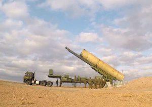 آزمایش موشک ضدبالستیک روسیه