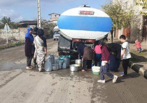 مردم قلی آبادگرگان وضعیت مطلوب بهداشتی  ندارند