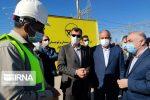 ازمهمترین پروژههای سیستان وبلوچستان خط۴۰۰کیلوولت برق است