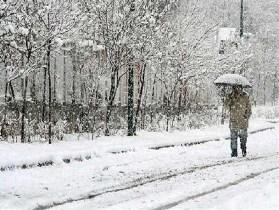 بارش۳۰سانتی متری برف درآذربایجان شرقی