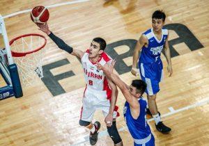 برگزاری اردوی انتخابی تیم ملی بسکتبال جوانان درمشهد