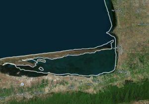 ورودسالانه۱۴۰هزارتُن رسوبات ازطریق دورودخانه به خلیج گرگان