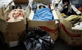 راهاندازی گرمخانه ویژه زنان کارتنخواب