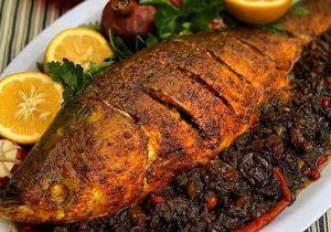 ماهی شکمپررااینباربهجای ماهی ساده،امتحان کنید