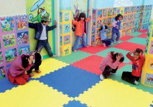 چالش مهدهای کودک وآموزش مجازی خردسالان