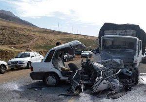 امسال ۲۲۹ نفر در حوادث رانندگی کرمانشاه جان باختند
