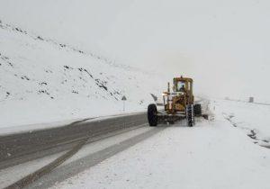 پیش بینی بارش پراکنده برف، یخبندان و آلودگی هوا برای البرز