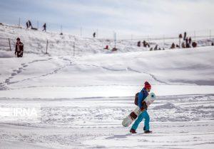 بازگشایی پیست اسکی فریدونشهر هفته جاری فقط برای اسکیبازان