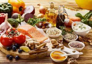 تاثیرغذاهای سالم روی سلامت روان