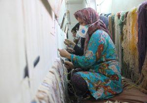 ایجاد۲خانه ترویج صنایع دستی درروستاهای خراسان شمالی