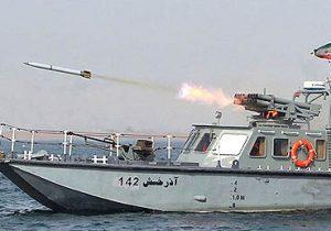 اقتدارموشکهای کروزدریایی رزمایش اقتدار