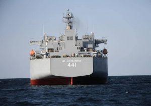 الحاق دومین ناوبندرجهان به نیروی دریایی ارتش