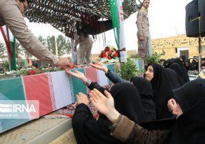 محل دفن پیکر چهار شهید گمنام در یزد مشخص شد