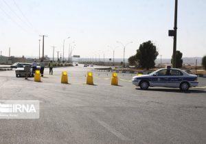 تردد ممنوع خودروها در جاده کرج – چالوس