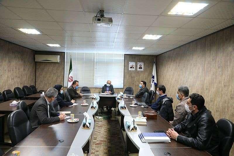 تفاهم نامه همکاری بین شرکت گاز و دانشگاه گلستان