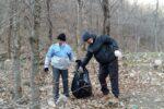 آغازعملیات دومین مرحله پاکسازی زباله های پارک ملی گلستان