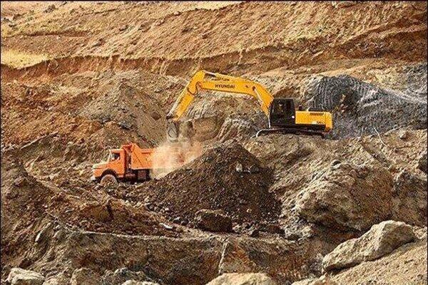 استخراج۵.۲میلیونتن موادمعدنی در چهارمحالوبختیاری