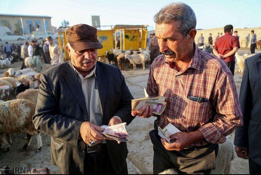 افزایش قیمت دام در خراسان شمالی