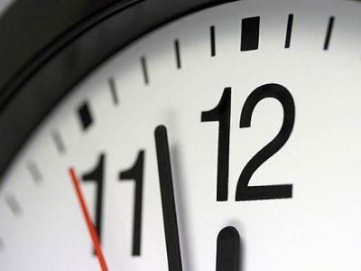 باتغییرساعت رسمی زمان پروازهاطبق برنامه انجام می شود