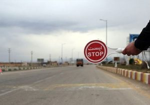 اعمال محدودیت ترافیکی درجاده کرج-چالوس همراه بابازگشت مسافران
