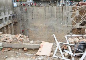 موکول عملیات آواربرداری منطقه ۱۷ تهران به روز بعد