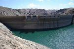 ذخیره۱۴۴میلیون مترمکعب آب پشت سدکوچری است