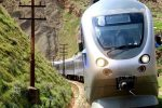 جابجاییمسافروبار در راهآهنشمالشرق(۱)۴۷درصد افزایشیافت