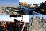 طرح مقابله با صیدغیرمجاز در آبهای جاسک اجرا شد
