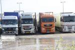 تداوم معطلی کامیونهای تجارت خارجی در آستارا