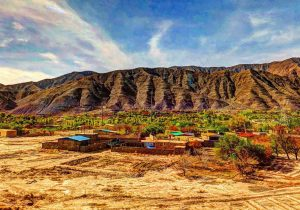 توسعه زیرساختهای گردشگری روستای سیرچ