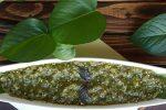 غذای جذاب گیلانی ونحوه تهیه خورش نازخاتون
