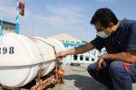 غربالگری ۷۰ فروند شناورسنتی در طرح ارتقای ایمنی بندرشهید باهنر