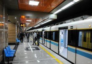 افزایش ۱۰ درصدی مسافران مترو تهران