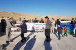 پاکسازی تالاب هیرم اوز در استان فارس