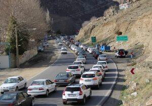 بازگشت ترافیک کرونایی به استان باحذف منع تردد