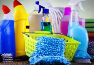 عوارضی که شوینده های شیمیایی دارندرابشناسید!
