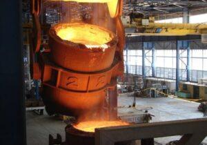 رکورد۷۸هزارتنی تولیدقطعات فولادی مجتمع صنعتی اسفراین