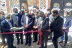 افتتاح ۲ ساختمان اداری بنیادمسکن در لرستان