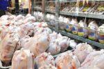 روزانه ۱۲ هزار تن گوشت مرغ در لاهیجان توزیع می شود