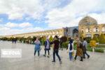 کاهش  ۹۰ درصدی اقامت گردشگران در اصفهان