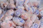 احتکار ۲ هزار و ۴۰۰ کیلو مرغ در کهریزک کشف شد