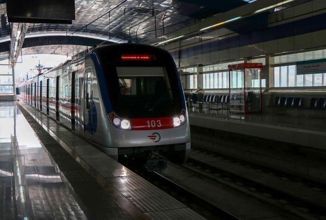 افتتاح ۲ ایستگاه مترو در تهران