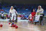 دعوت از۵گلستانی به اردوی تیم ملی بوچیای زنان