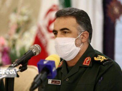 خروجی تلاش سربازان گمنام امام زمان(عج)امنیت پایداراست