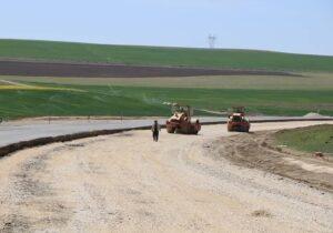 آغاز عملیات اجرایی ۲۲ کیلومتر از بزرگراه نقده – پیرانشهر