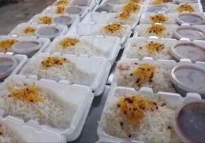توزیع ۱۵ هزار پرس غذایگرم در ماه رمضان بین نیازمندان ملایری
