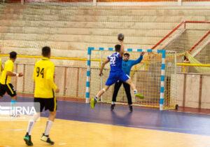 حضور هندبالیست قزوینی در اردوی تیم ملی
