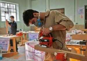 آموزش پنج هزار و ۸۷۲ کارآموز در مراکز فنی و حرفهای مرکزی